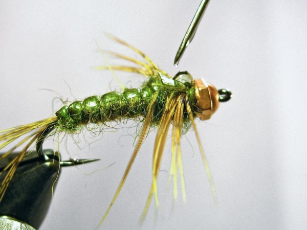 Big Olive Nymph